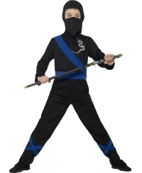 Costum carnaval copii Ninja Assassin